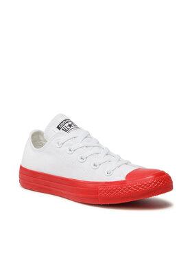 Converse Converse Sneakers aus Stoff Ctas Ox 156776C Weiß