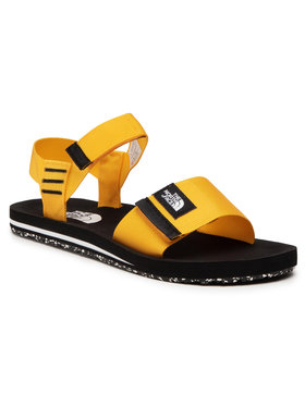The North Face The North Face Sandale Skeena Sandal NF0A46BGZU3-070 Galben
