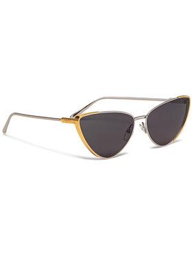 Salvatore Ferragamo Salvatore Ferragamo Γυαλιά ηλίου SF206S Χρυσό