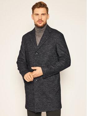 Oscar Jacobson Oscar Jacobson Prechodný kabát Santiago 7103 5279 Čierna Regular Fit