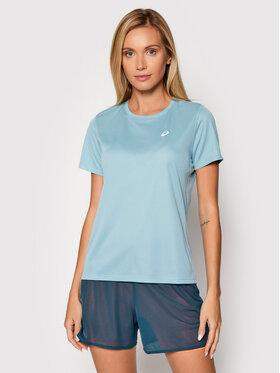 Asics Asics Techniniai marškinėliai Katakana Ss 2012A827 Mėlyna Regular Fit