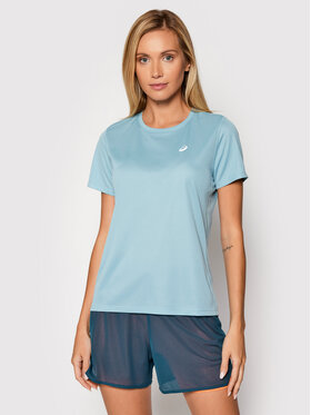 Asics Asics Technisches T-Shirt Katakana Ss 2012A827 Blau Regular Fit