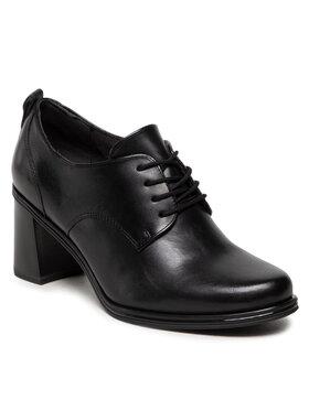 Tamaris Tamaris Обувки 1-23300-27 Черен