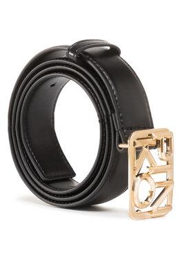 Pinko Pinko Damengürtel Fischio Small Simply Belt Al 20-21 PLT01 1H20S4 Y5FF Schwarz
