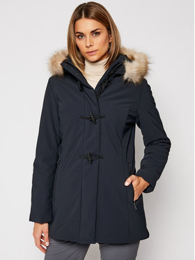 CMP CMP Куртка парка 30K3736 Чорний Regular Fit
