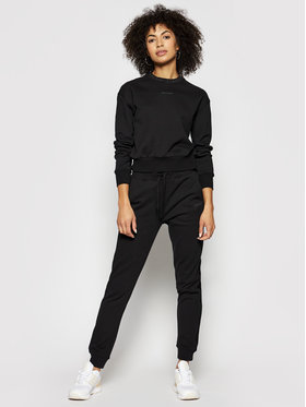 Calvin Klein Jeans Calvin Klein Jeans Mikina J20J215265 Čierna Regular Fit