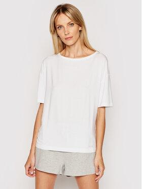 Calvin Klein Underwear Calvin Klein Underwear Marškinėliai 000QS6408E Balta Regular Fit