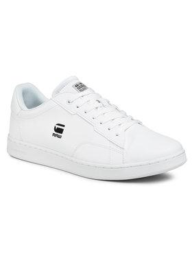 G-Star Raw Sneakersy Cadet D16796-A940-111 Biela