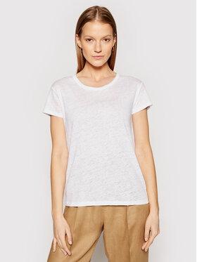 Marc O'Polo Marc O'Polo T-Shirt 103 2056 51543 Biały Regular Fit