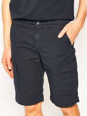Guess Guess Džínsové šortky Ben M02D17 WCRK1 Tmavomodrá Regular Fit