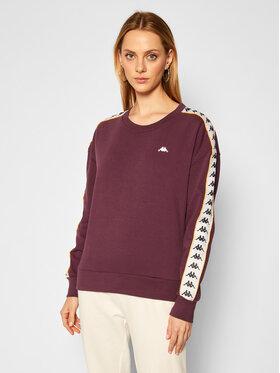 Kappa Kappa Sweatshirt Hanka 308004 Violett Regular Fit