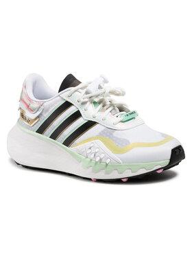adidas adidas Обувки Choigo W FY6731 Бял