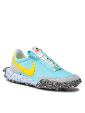 Nike Nike Scarpe Waffle Racer Crater CT1983 400 Blu