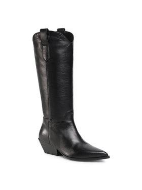 Furla Furla Μπότες West YD48FWT-X30000-O6000-4-401-20-IT-3-500-S Μαύρο