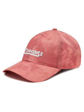 Converse Converse Καπέλο Jockey 10021434-A03 Κόκκινο
