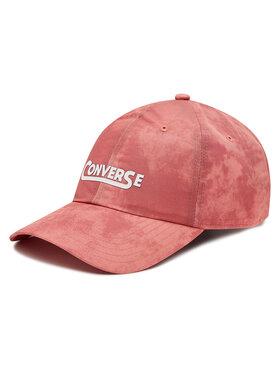 Converse Converse Kepurė su snapeliu 10021434-A03 Raudona