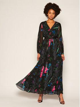 Guess Guess Sukienka codzienna Ekaterina W0BK95 WBUD2 Kolorowy Regular Fit