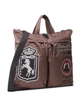 Aeronautica Militare Aeronautica Militare Tasche Portacasco 211BO968CT2317 Braun