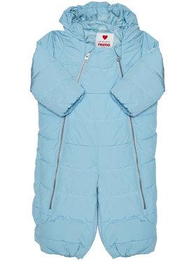 Reima Reima Overall de iarnă Honeycomb 510359 Albastru Regular Fit