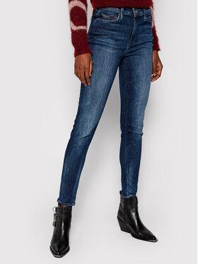 Tommy Jeans Tommy Jeans Skinny Fit džínsy Nora DW0DW09040 Modrá Skinny Fit