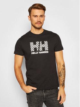Helly Hansen Helly Hansen T-Shirt Active 53428 Czarny Regular Fit