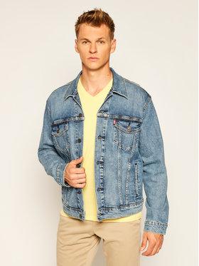 Levi's® Levi's® Giacca di jeans Trucker 72334-0511 Blu scuro Regular Fit