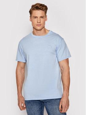 Guess Guess T-shirt M1GI48 K8FQ1 Blu Regular Fit