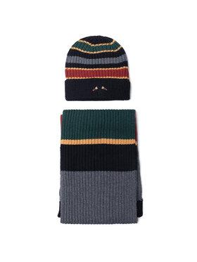 Mayoral Mayoral Комплект шал и шапка 10695 Сив