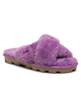 Ugg Ugg Naminės šlepetės W Fuzzette 1107955 Violetinė