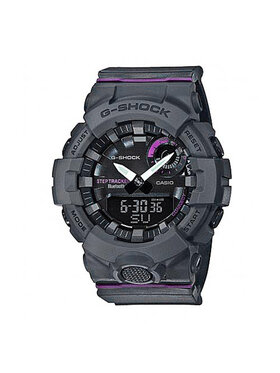 G-Shock G-Shock Hodinky GMA-B800-8AER Šedá
