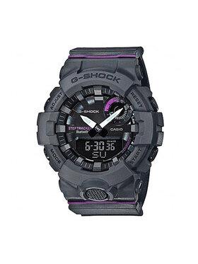 G-Shock G-Shock Zegarek GMA-B800-8AER Szary