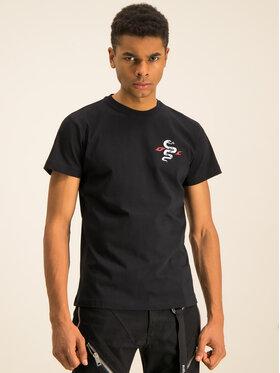 Diesel Diesel T-shirt T-Diego 00SDNV 0091A Nero Regular Fit