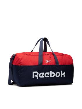 Reebok Reebok Torba Act Core Ll M Grip H36566 Granatowy