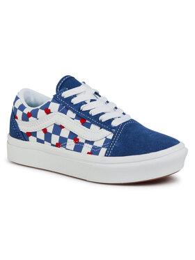 Vans Vans Tennis Comfycush Old Sko VN0A4U1QWI41 Bleu