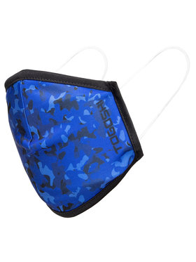 Togoshi Togoshi Platnena zaštitna maska TG-MASKA Plava