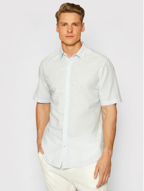 Only & Sons Only & Sons Marškiniai Caiden 22009885 Mėlyna Slim Fit