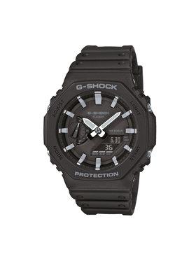 G-Shock G-Shock Orologio GA-2100-1AER Nero