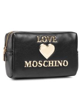 LOVE MOSCHINO LOVE MOSCHINO Kosmetiktasche JC5301PP0BLE0000 Schwarz