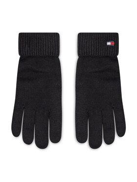 Tommy Hilfiger Tommy Hilfiger Γάντια Γυναικεία Essential Knit Gloves AW0AW10732 Μαύρο