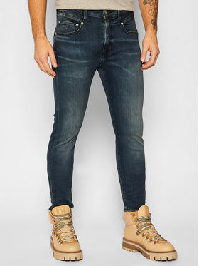 Calvin Klein Jeans Calvin Klein Jeans Дънки Slim Taper J30J315467 Тъмносин Slim Taper