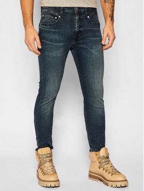 Calvin Klein Jeans Calvin Klein Jeans Slim Tapes džíny J30J315467 Tmavomodrá Slim Taper