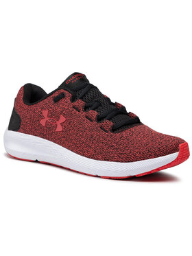 Under Armour Under Armour Chaussures Charged Pursuit 2 Twist 3023304-003 Rouge