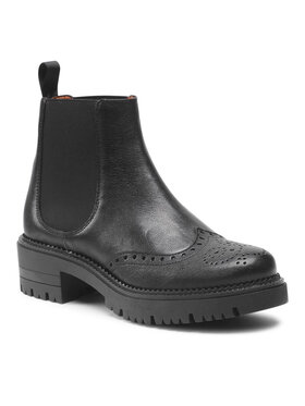 Solo Femme Solo Femme Chelsea cipele 10503-02-M37/000-13-00 Crna