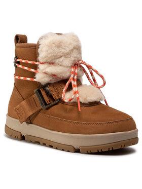 Ugg Ugg Schuhe W Classic Weather Hiker 1112477 Braun