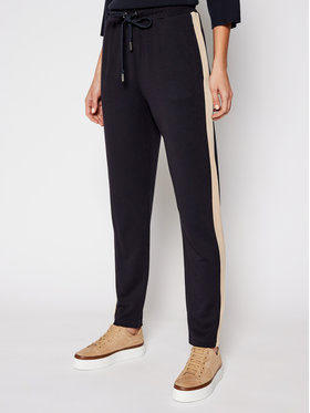 Weekend Max Mara Weekend Max Mara Jogginghose Florida 57810217 Dunkelblau Regular Fit