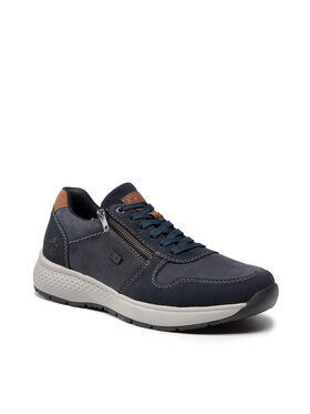 Rieker Rieker Sneakersy B7613-14 Granatowy