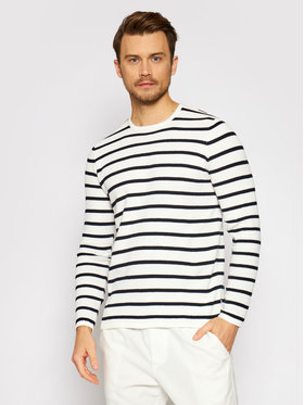 Only & Sons ONLY & SONS Pullover Moose 22016233 Weiß Regular Fit