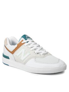 New Balance New Balance Sneakers AM574WWN Blanc