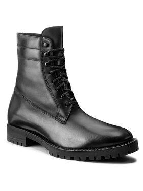 Gino Rossi Gino Rossi Outdoorová obuv Dan MTV977-K39-0024-9900-F Čierna