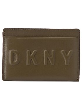DKNY DKNY Pouzdro na kreditní karty Slgs Debossed Logo R172440101